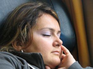 sleep affects fitness