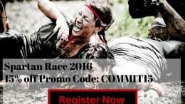 Spartan Race 2016 Promo Code