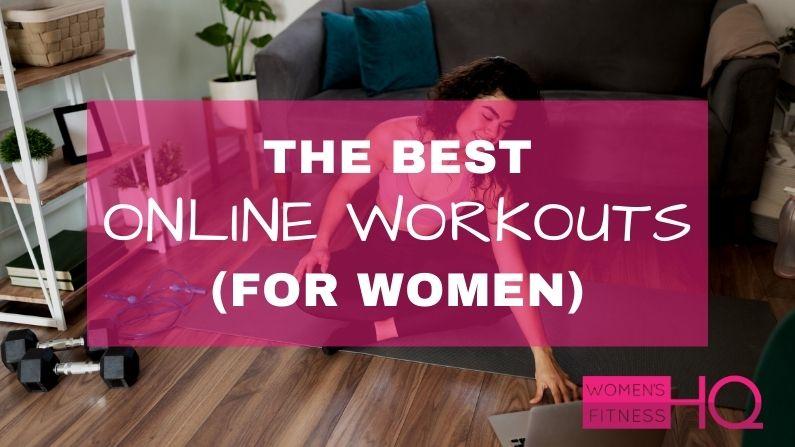 best online workouts for women