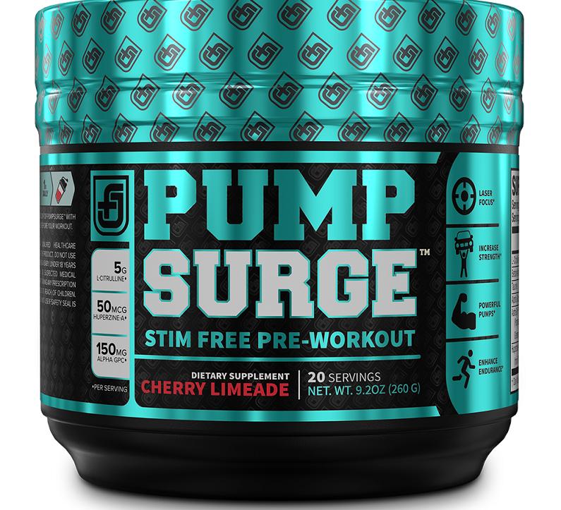 pumpsurge pre-workout