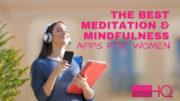 best meditation apps for women